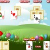 Play Easter Bunny Solitaire