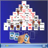 Play Pyramid Solitaire Deluxe